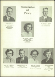 Page 8, 1956 Edition, Ellsworth High School - Yearbook (South Windsor, CT) online yearbook collection