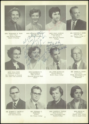 Page 9, 1956 Edition, Ellsworth High School - Yearbook (South Windsor, CT) online yearbook collection