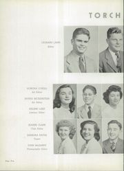 Page 14, 1946 Edition, Chapman Technical High School - Torch Yearbook (New London, CT) online yearbook collection