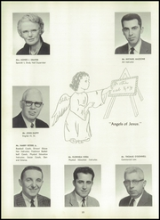 Page 14, 1958 Edition, St Anthony High School - Shield Yearbook (Bristol, CT) online yearbook collection