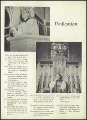 Page 7, 1958 Edition, St Anthony High School - Shield Yearbook (Bristol, CT) online yearbook collection