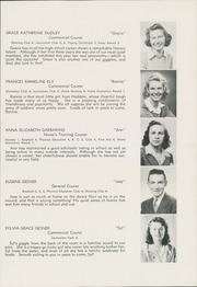 Page 13, 1942 Edition, Deep River High School - This Year Yearbook (Deep River, CT) online yearbook collection