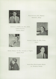 Page 10, 1948 Edition, Salisbury High School - Pillar Yearbook (Salisbury, CT) online yearbook collection