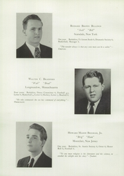Page 16, 1948 Edition, Salisbury High School - Pillar Yearbook (Salisbury, CT) online yearbook collection
