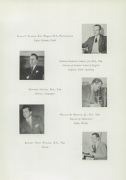 Page 9, 1948 Edition, Salisbury High School - Pillar Yearbook (Salisbury, CT) online yearbook collection