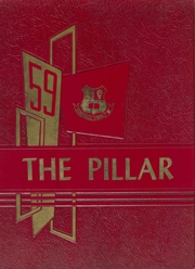 Page 1, 1959 Edition, Salisbury High School - Pillar Yearbook (Salisbury, CT) online yearbook collection