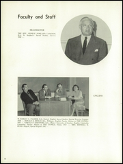 Page 10, 1959 Edition, Salisbury High School - Pillar Yearbook (Salisbury, CT) online yearbook collection