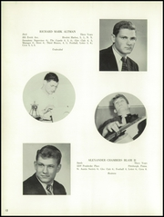 Page 16, 1959 Edition, Salisbury High School - Pillar Yearbook (Salisbury, CT) online yearbook collection