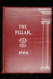 1966 Edition, Salisbury High School - Pillar Yearbook (Salisbury, CT)