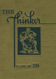 1958 Edition, Hartford Regional Technical High School - Thinker Yearbook (Hartford, CT)