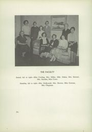 Page 10, 1955 Edition, Gateway School - Panorama Yearbook (New Haven, CT) online yearbook collection