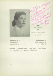Page 14, 1955 Edition, Gateway School - Panorama Yearbook (New Haven, CT) online yearbook collection