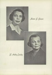 Page 7, 1955 Edition, Gateway School - Panorama Yearbook (New Haven, CT) online yearbook collection