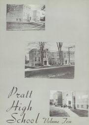 Page 12, 1939 Edition, Pratt High School - Osage Yearbook (Essex, CT) online yearbook collection