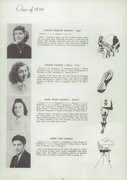 Page 16, 1939 Edition, Pratt High School - Osage Yearbook (Essex, CT) online yearbook collection