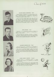 Page 17, 1939 Edition, Pratt High School - Osage Yearbook (Essex, CT) online yearbook collection