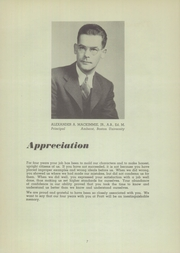 Page 11, 1946 Edition, Pratt High School - Osage Yearbook (Essex, CT) online yearbook collection