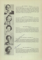 Page 12, 1946 Edition, Pratt High School - Osage Yearbook (Essex, CT) online yearbook collection