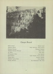 Page 14, 1946 Edition, Pratt High School - Osage Yearbook (Essex, CT) online yearbook collection