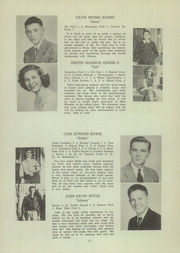 Page 16, 1946 Edition, Pratt High School - Osage Yearbook (Essex, CT) online yearbook collection