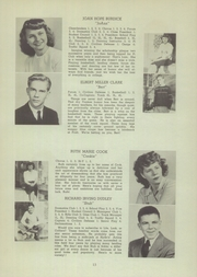 Page 17, 1946 Edition, Pratt High School - Osage Yearbook (Essex, CT) online yearbook collection