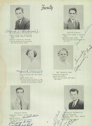 Page 10, 1947 Edition, Pratt High School - Osage Yearbook (Essex, CT) online yearbook collection