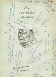 Page 5, 1947 Edition, Pratt High School - Osage Yearbook (Essex, CT) online yearbook collection