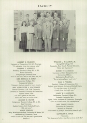Page 10, 1949 Edition, Pratt High School - Osage Yearbook (Essex, CT) online yearbook collection