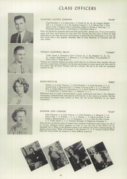 Page 17, 1949 Edition, Pratt High School - Osage Yearbook (Essex, CT) online yearbook collection