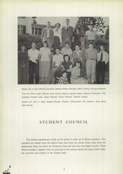 Page 10, 1950 Edition, Pratt High School - Osage Yearbook (Essex, CT) online yearbook collection