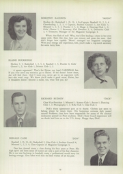 Page 15, 1950 Edition, Pratt High School - Osage Yearbook (Essex, CT) online yearbook collection