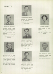 Page 10, 1951 Edition, Pratt High School - Osage Yearbook (Essex, CT) online yearbook collection