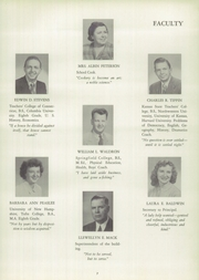 Page 11, 1951 Edition, Pratt High School - Osage Yearbook (Essex, CT) online yearbook collection