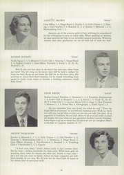 Page 17, 1951 Edition, Pratt High School - Osage Yearbook (Essex, CT) online yearbook collection