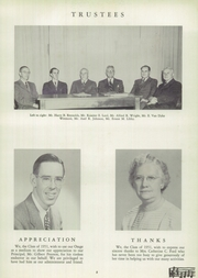Page 9, 1951 Edition, Pratt High School - Osage Yearbook (Essex, CT) online yearbook collection