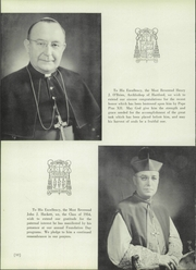 Page 14, 1954 Edition, Mount St Joseph Academy - Mount Yearbook (West Hartford, CT) online yearbook collection