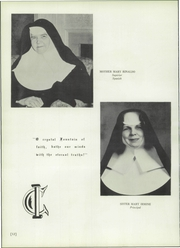 Page 16, 1954 Edition, Mount St Joseph Academy - Mount Yearbook (West Hartford, CT) online yearbook collection