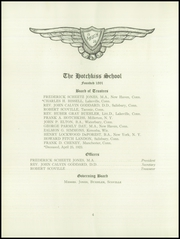 Page 10, 1923 Edition, Hotchkiss School - Mischianza Yearbook (Lakeville, CT) online yearbook collection