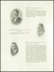 Page 16, 1923 Edition, Hotchkiss School - Mischianza Yearbook (Lakeville, CT) online yearbook collection