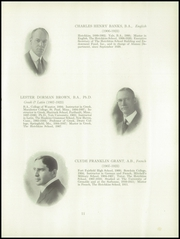Page 17, 1923 Edition, Hotchkiss School - Mischianza Yearbook (Lakeville, CT) online yearbook collection