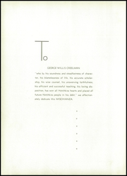 Page 10, 1937 Edition, Hotchkiss School - Mischianza Yearbook (Lakeville, CT) online yearbook collection