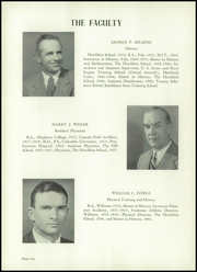 Page 14, 1950 Edition, Hotchkiss School - Mischianza Yearbook (Lakeville, CT) online yearbook collection