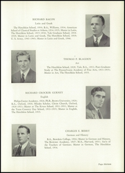 Page 17, 1950 Edition, Hotchkiss School - Mischianza Yearbook (Lakeville, CT) online yearbook collection