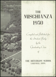 Page 7, 1950 Edition, Hotchkiss School - Mischianza Yearbook (Lakeville, CT) online yearbook collection