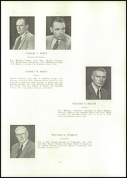 Page 17, 1953 Edition, Hotchkiss School - Mischianza Yearbook (Lakeville, CT) online yearbook collection