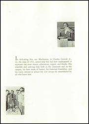 Page 9, 1953 Edition, Hotchkiss School - Mischianza Yearbook (Lakeville, CT) online yearbook collection