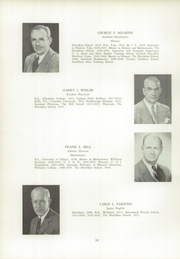Page 14, 1955 Edition, Hotchkiss School - Mischianza Yearbook (Lakeville, CT) online yearbook collection