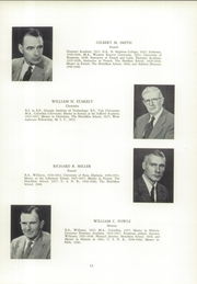 Page 17, 1955 Edition, Hotchkiss School - Mischianza Yearbook (Lakeville, CT) online yearbook collection