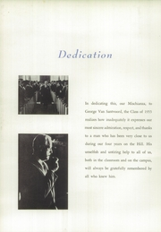 Page 8, 1955 Edition, Hotchkiss School - Mischianza Yearbook (Lakeville, CT) online yearbook collection