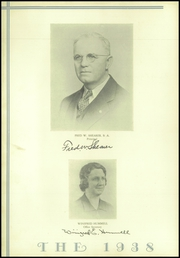 Page 16, 1938 Edition, Middletown High School - Orange and Black Yearbook (Middletown, CT) online yearbook collection